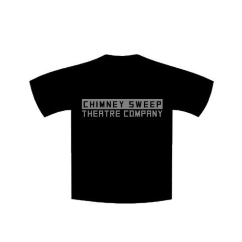 Chimney Sweep Black Tshirt