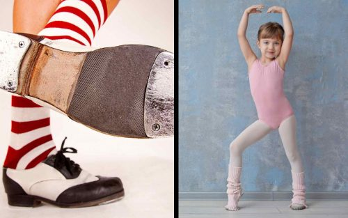 Free Trial | Ballet And Tap | Mondays R – Y1