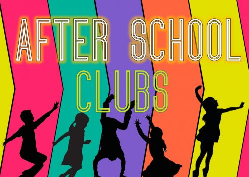 Friday After School Club   Autumn Term 2020   Reception-Y3