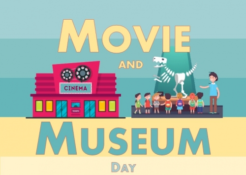 Teacher Training Day – Movie & Museum Day