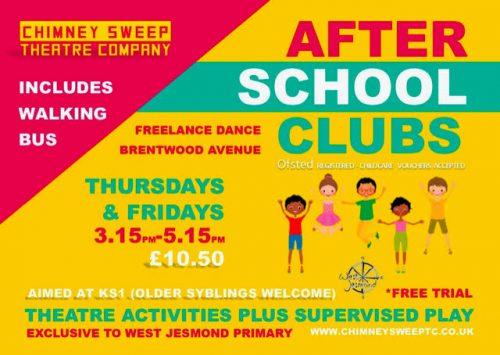 Friday After School Club | Winter Term 2020 | Reception-Y2