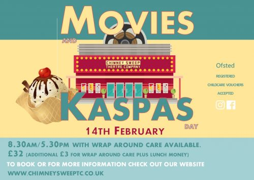Activity Day Out | Movie & Kaspas | February 14th 2020