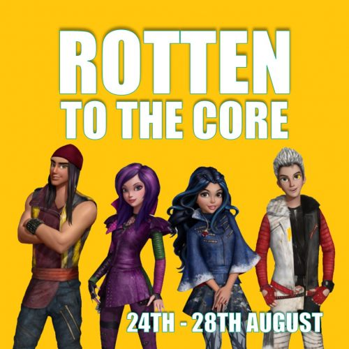 Rotten To The Core | Summer Holidays 2020 | Week 8