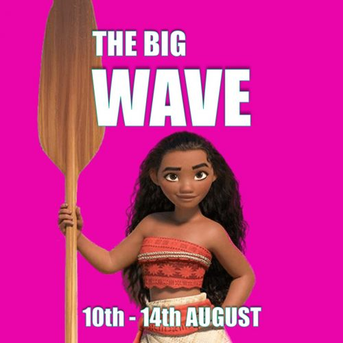 Protected: The Big Wave | Summer Holidays 2020 | Week 4
