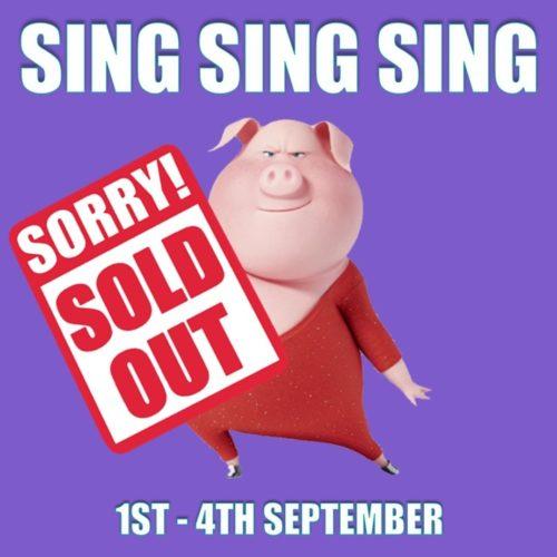 Sing Sing Sing | Summer 2020 | Week 7