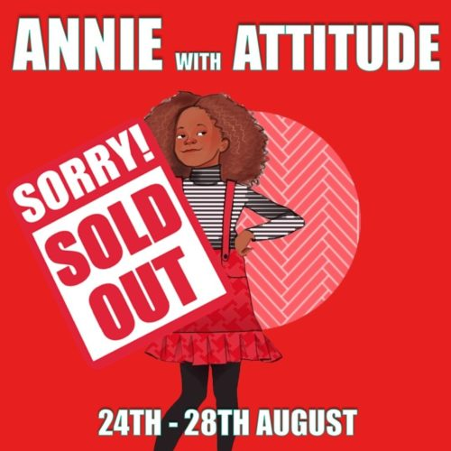 Protected: Annie With Attitude | Summer Holidays 2020 | Week 6