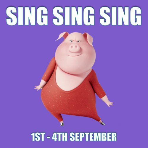 Sing Sing Sing | Summer 2020 | Week 7