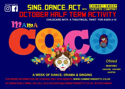 COCO | October 1/2 Term Holidays 2020