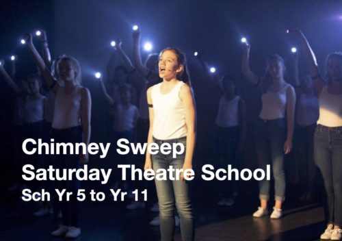 Theatre School   Autumn Term 2020   Y5-Y11