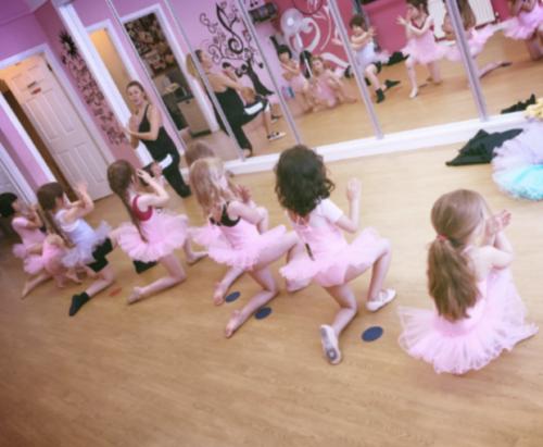 Ballet   Mondays   Summer Term 2021   Reception-Y1