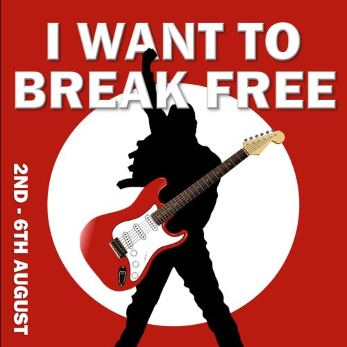 I WANT TO BREAK FREE | Summer Holidays 2021